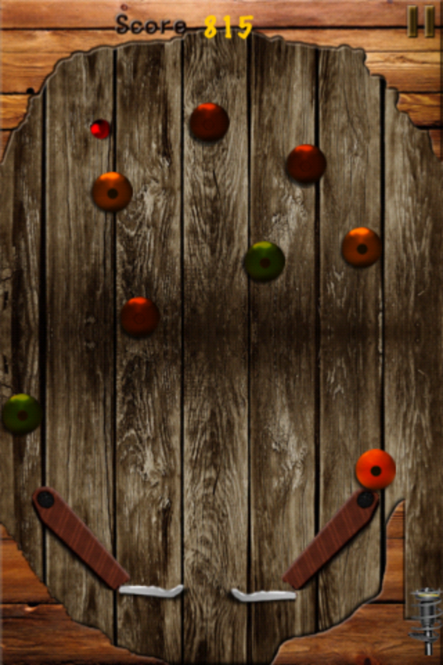 Screenshot PinBall_360